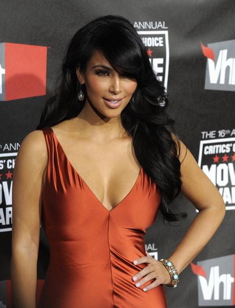Kim Kardashian. Foto: dpa