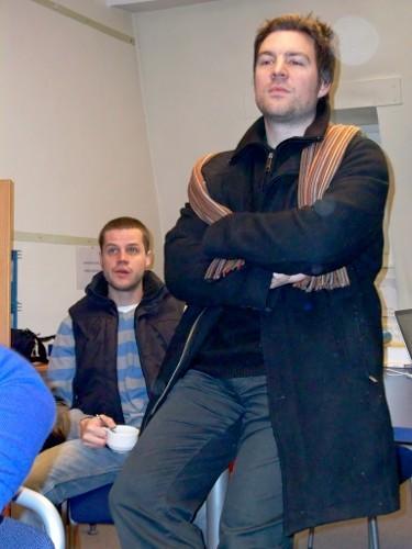 Biggi und Adrian - TV-Team