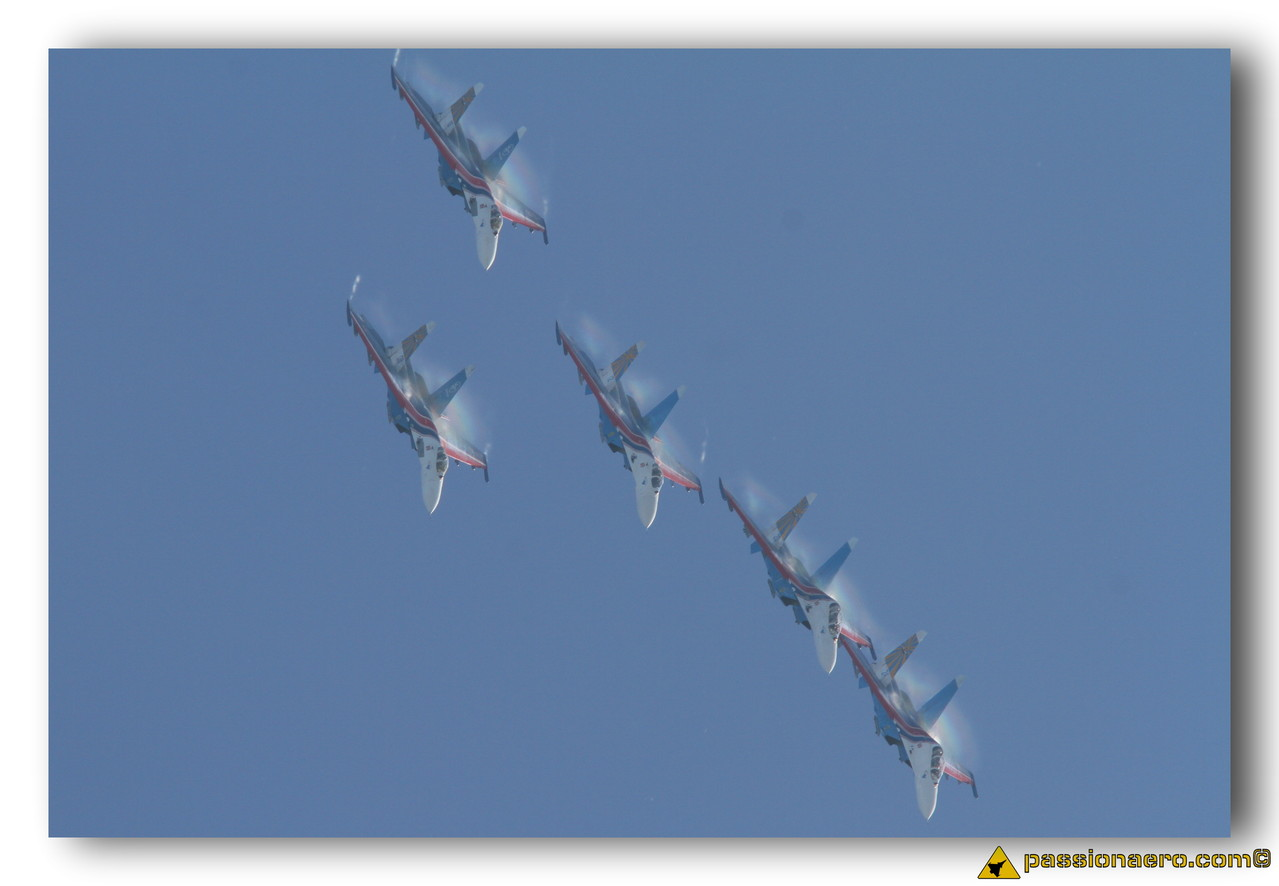 "Patrouille ""Russian Knights"""