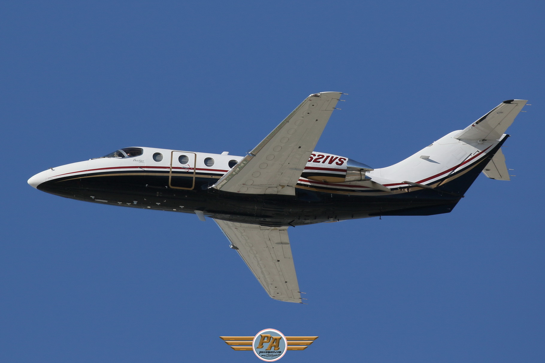 Beechjet 400A  immatriculé N621VS