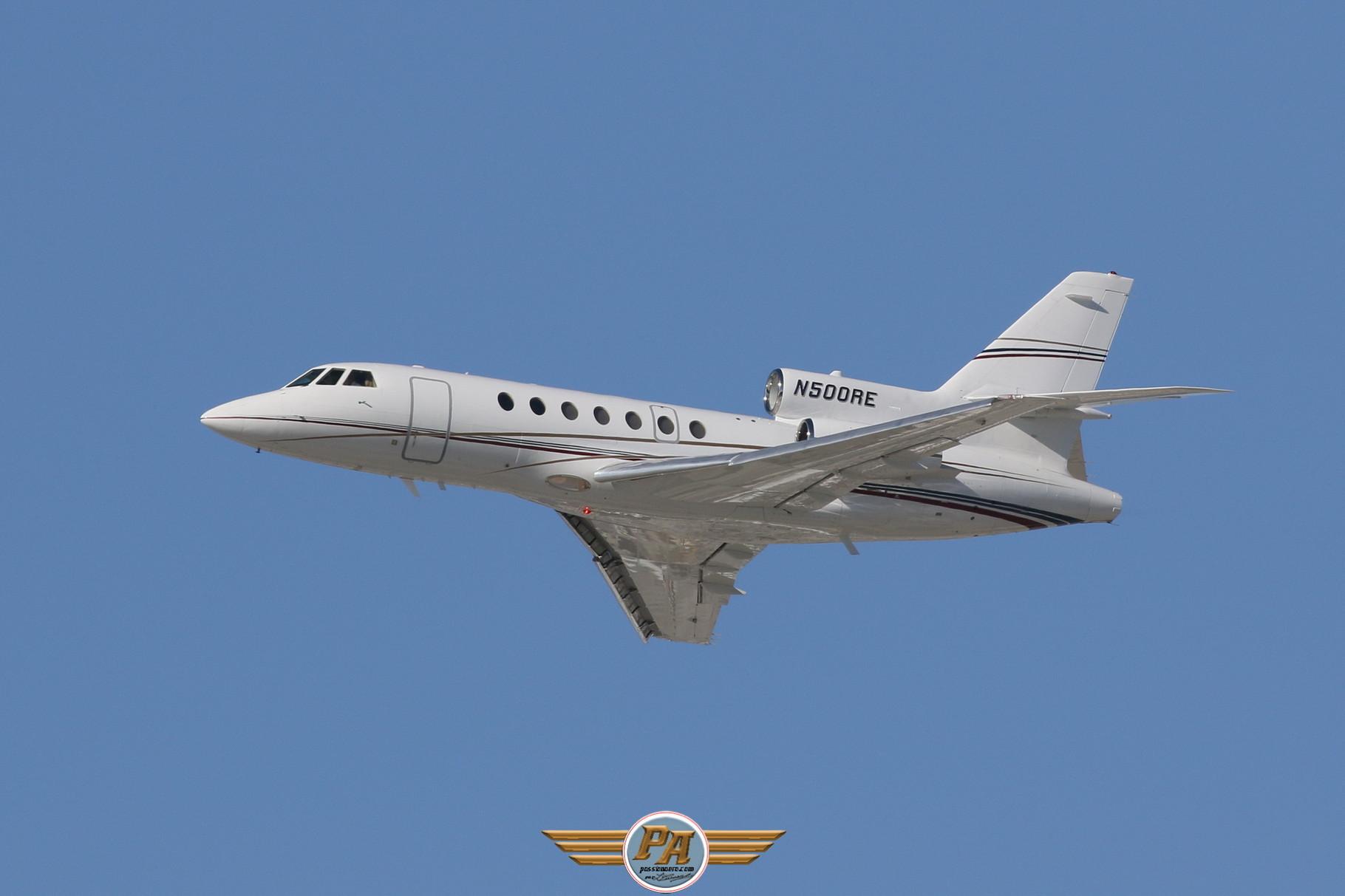 Dassault Falcon 50 immatriculé N500RE