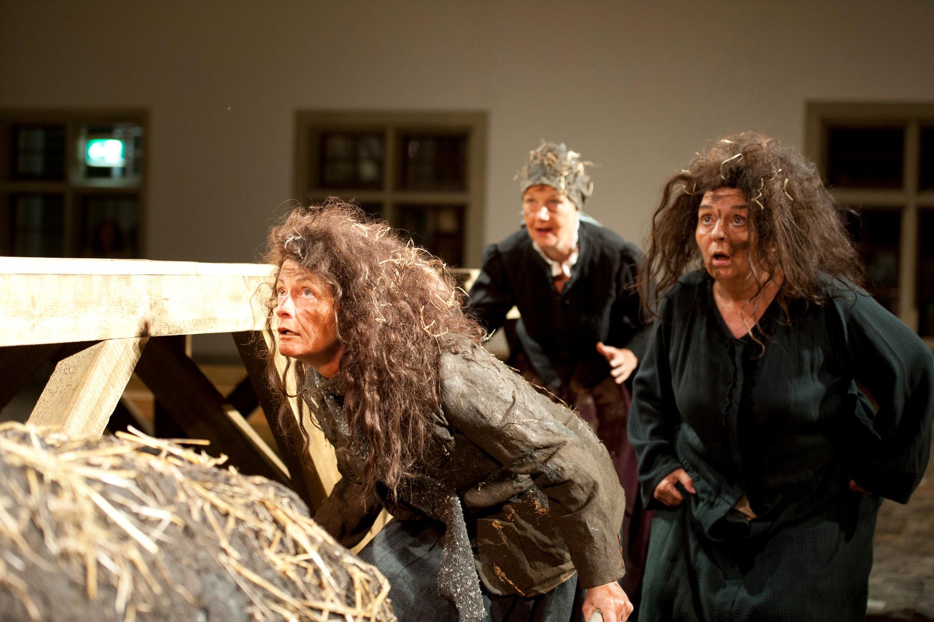 Dorffrauen (Maja Wanner, Ruth Rohr, Vreni Urech)