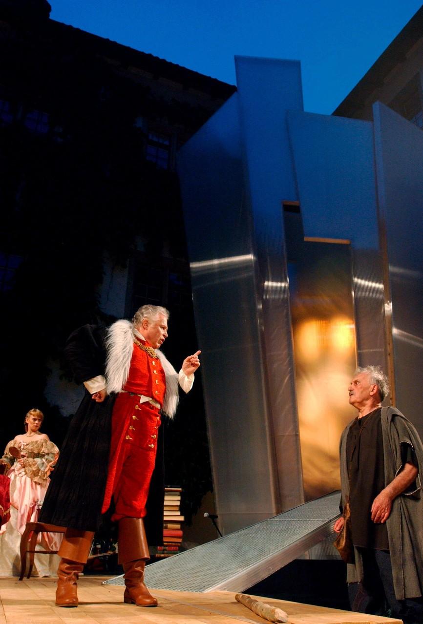 Das Salzburger Grosse Welttheater: Reicher und Bettler (Albert Freuler, Hans-Rudolf Twerenbold))