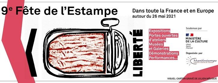 9ème Fête de l'Estampe à Montauban... autour du 26 mai