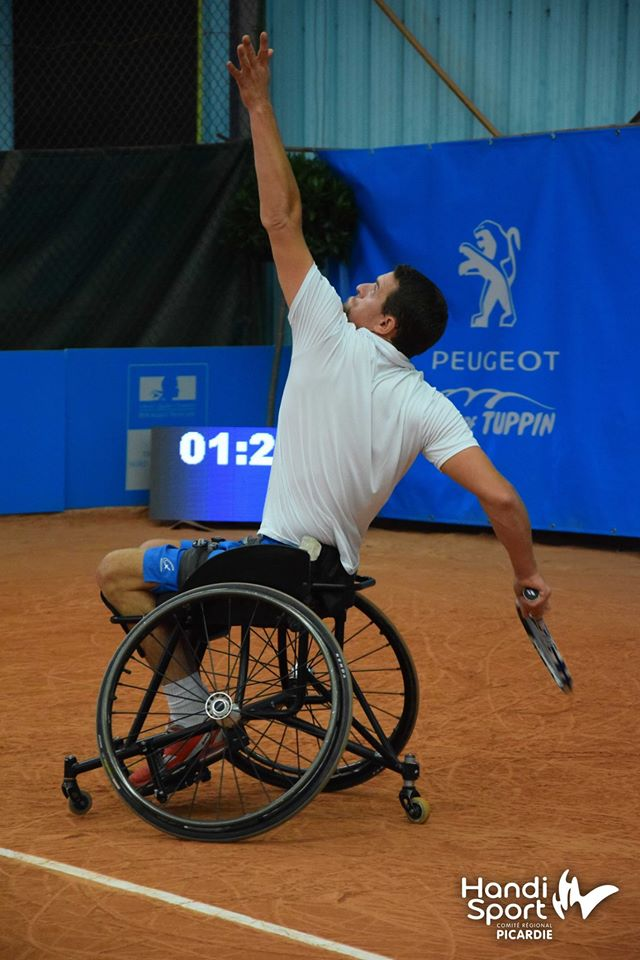 Joachim Gerard - N°3 mondial
