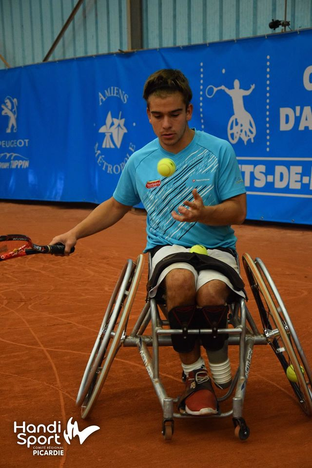 Martin De la Puente - N°1 mondial junior