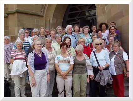 Die Heringer Landfrauen in Heilbronn