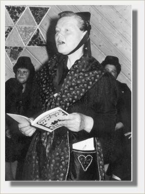 Autorin Gertrud Preußer
