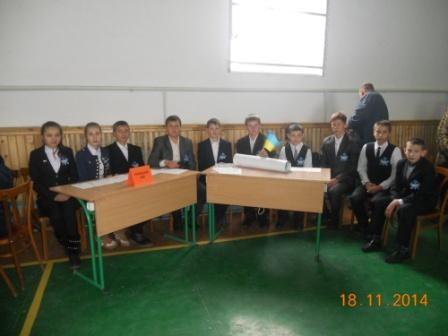 """команда """"Форсеті"""" взяла участь у """"Дні спільних дій в інтересх дітей"""", що відбувся в Хоровецькому НВК"""
