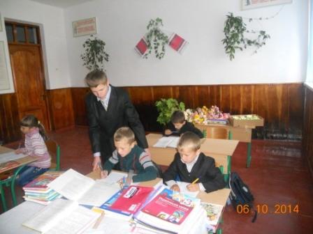 учні були старанні та слухняні