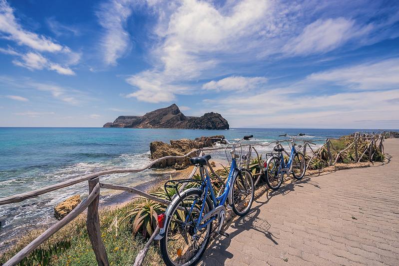 Calheta Beach ©Francisco Correia/VisitMadeira