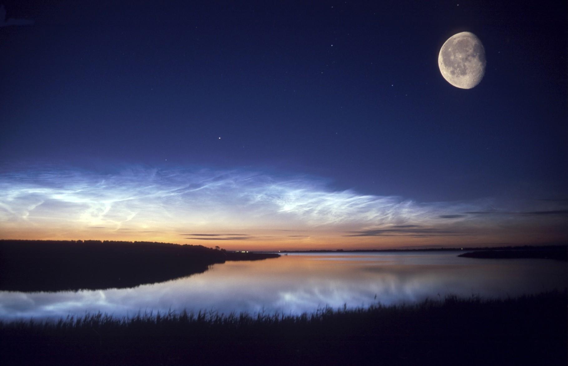Nachttörns im engen Fahrwasser
