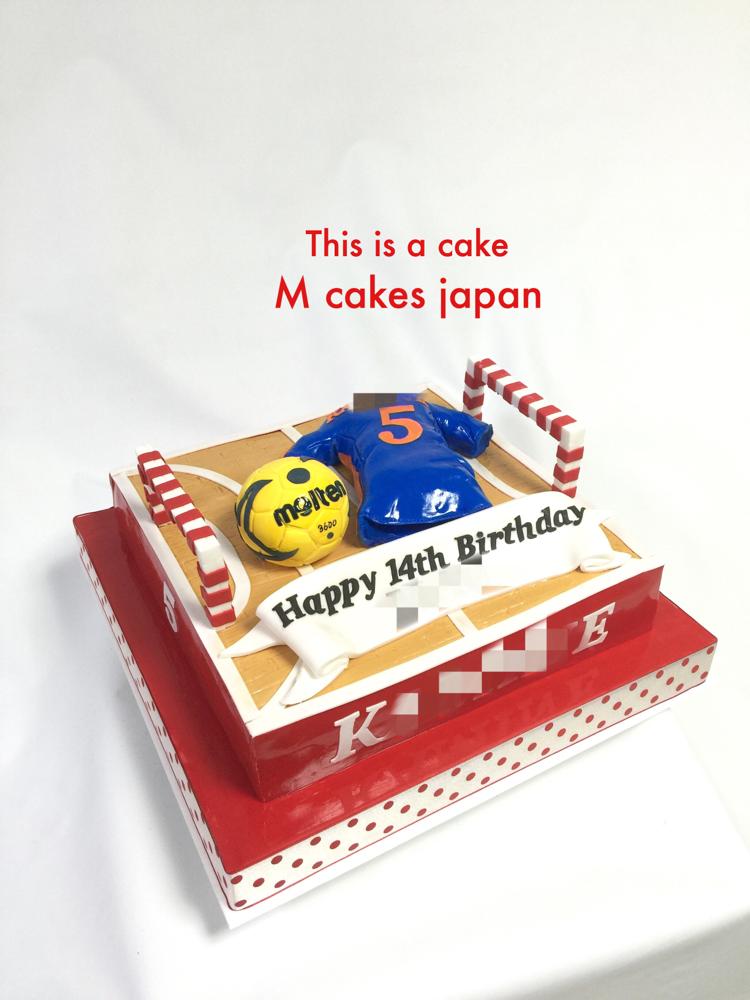#ハンドボール #スポーツ女子 #頑張れ #頑張れ女子 #一生懸命な姿 #応援 #スポーツ #Japan #handball #handballgirl #Sport #ball #sportgirl #sportcake #cakestagram #cake #誕生日ケーキ #お誕生日おめでとう