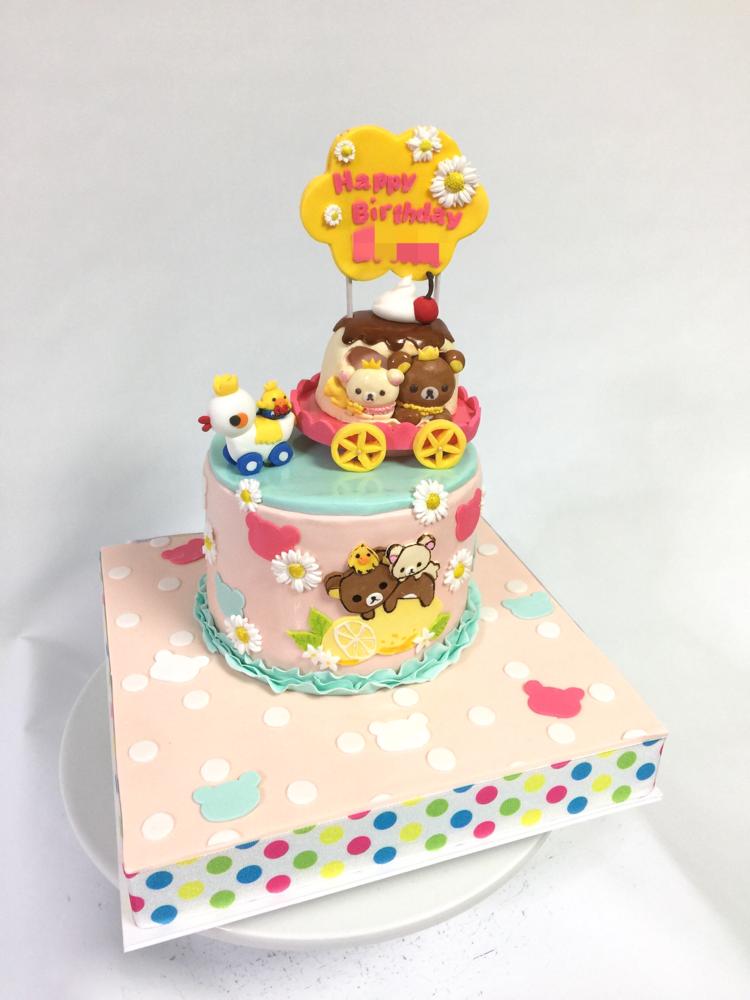 ❤️Kawaii Character cake❤️ #ほのぼの系 #キャラクター #可愛い #好き系 #クマ系 #プリンの馬車 #ケーキ #誕生日ケーキ #シュガーペースト #kawaii #japanesecharacter #cake #kawaiicake #charactercake #gateau #pateasucre #fondantcake #paste #japanesemade #japan #🇯🇵