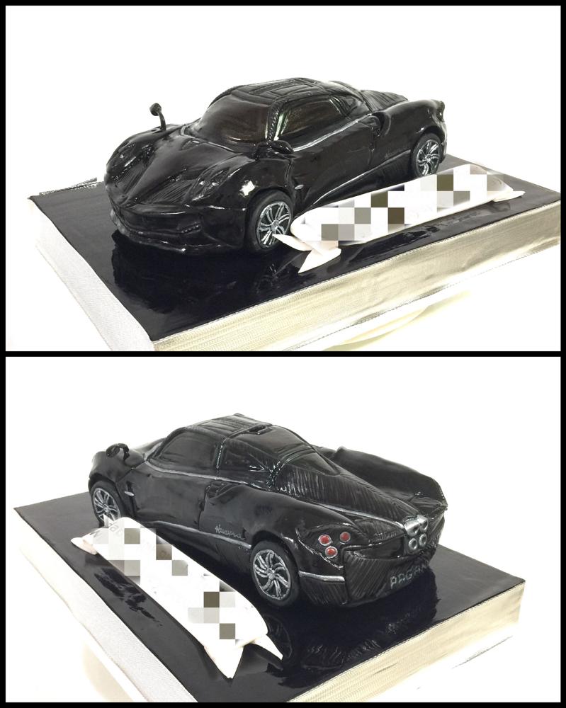 #パガーニ #スーパーカー #高級車  #車 #ケーキ #🇯🇵 #🎂 #🏎#paganihuayra #pagani #Supercar #luxury #car #carcake #fondantcake