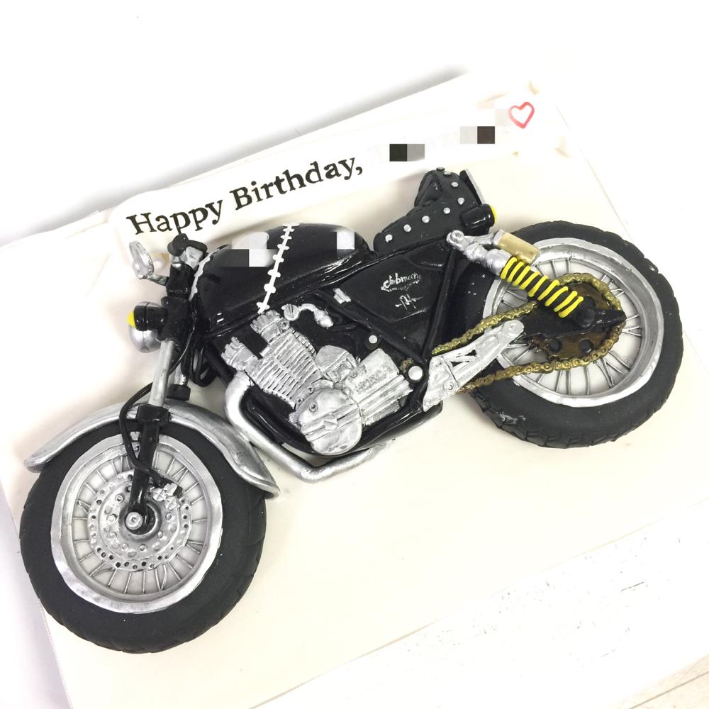 ホンダ クラブマンGB250 バイクケーキ🍰 #バイク #バイクケーキ #ホンダ #クラブマン #gb250 #honda #motorbike #clubman #motorbikecake #bike #cake #gateau #torta #pateasucre #fondantcake #japanesemade #🇯🇵