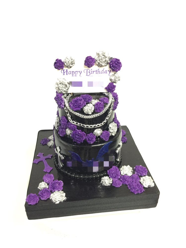 アニメのキャラクターイメージのケーキ #ケーキデザイナーはお客様 #アニメ #キャラクター #イメージ #誕生日ケーキ #anime #character #image #cake ##birthdaycake #gateau #torta #ケーキ