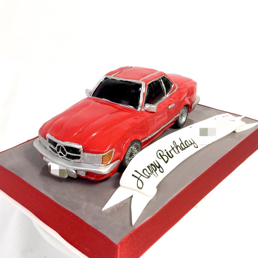 メルセデスベンツ560SL ケーキ🍰 #メルセデスベンツ #ベンツ #560sl #車ケーキ #クラッシックカー #昭和 #かっこいい #mercedesbenz #mercedes #benz #classiccars #benzcake #carcake #cake #germanycar #redcar #gateau #torta #ケーキ#誕生日ケーキ