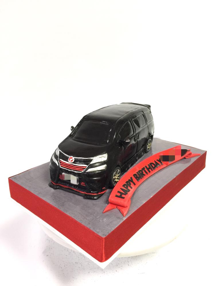 ヴェルファイア カスタムカー 🍰 #ヴェルファイア #トヨタ #カスタムカー #赤黒 #カスタムケーキ #車ケーキ #toyota #vellfire #japanesecar #carcake #blackandred #customizecake #customcar #ケーキ #gateau #torta #cake #japanesemade #edibleart #ediblecar #handmade #🇯🇵