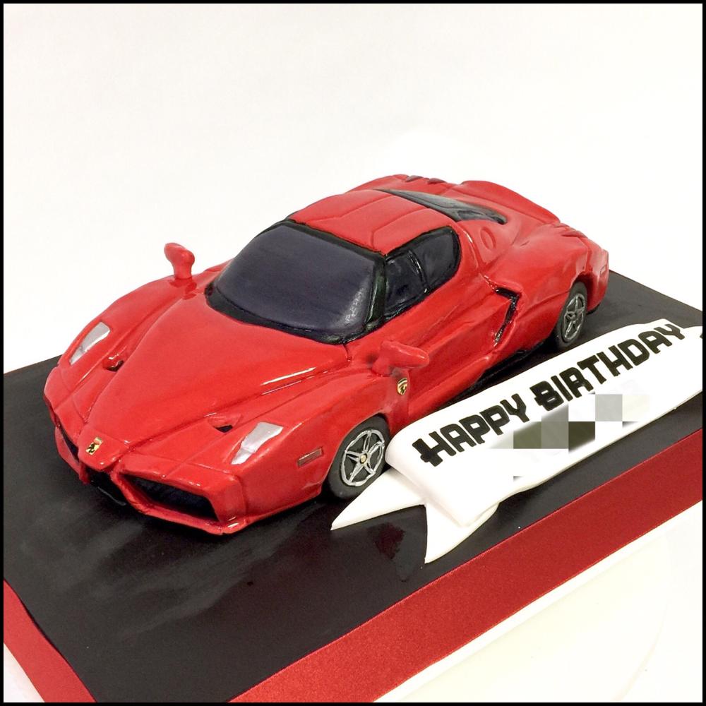 Ferrari Enzo Speciality Car Cake✨  #ferrarienzo #ferrari #ferraricake #フェラーリ #エンゾ #スーパーカー #フェラーリケーキ #車ケーキ #誕生日 #スペシャル #redferrari #italycar #suppercar #specialcake #carporn #gateau #carcake #pateasucre #luxurycar #redcar #japan #japanesemade #handmade