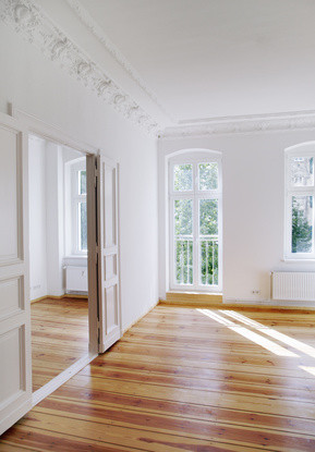 Finding an apartment in hamburg