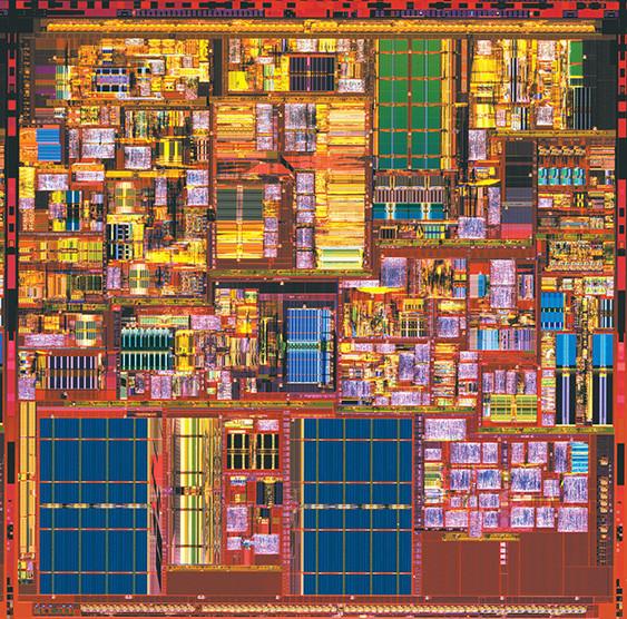 Intel Northwood © by its creator.