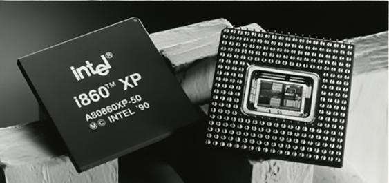 Intel i860XP © Intel