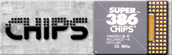 Chips & Technologies Super386 by HARDWARECOP
