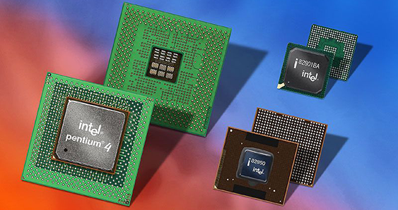 Intel Pentium 4 Willamette © Intel