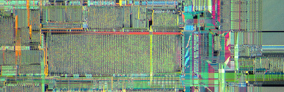MIPS R4000 Die Photo by Pauli Rautakorpi.