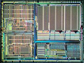 PR3000A MIPS CPU and PR3010A FPU