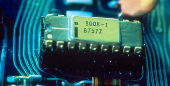 Intel 8008 © Intel