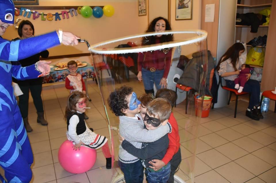 Animazione feste bimbi Milano, Monza e brianza, Lecco, Como, Varese
