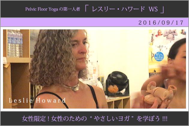 cozy|レスリー・ハワード WS 2016|春日井市/小牧市/名古屋市