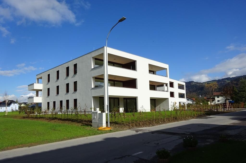 WA Unterhochstegstraße Hörbranz, Bauherr: Rhomberg Bau GmbH