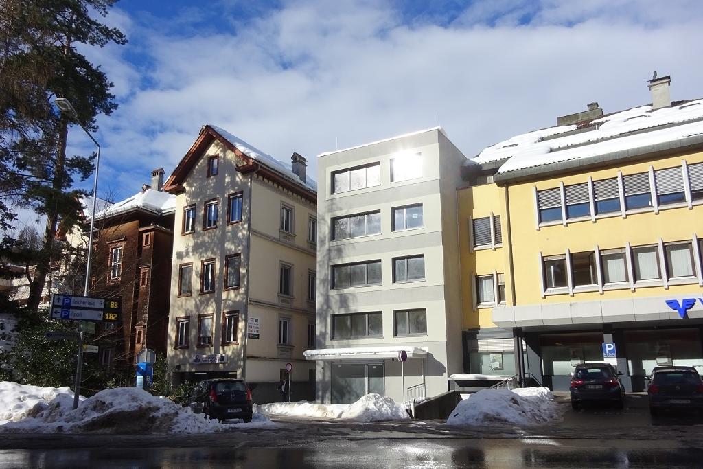 V170 Feldkirch, Bauherr: Alpenländische Heimstätte Gemeinnützige Wohnungsbau- und  Siedlungsgesellschaft m.b.H.