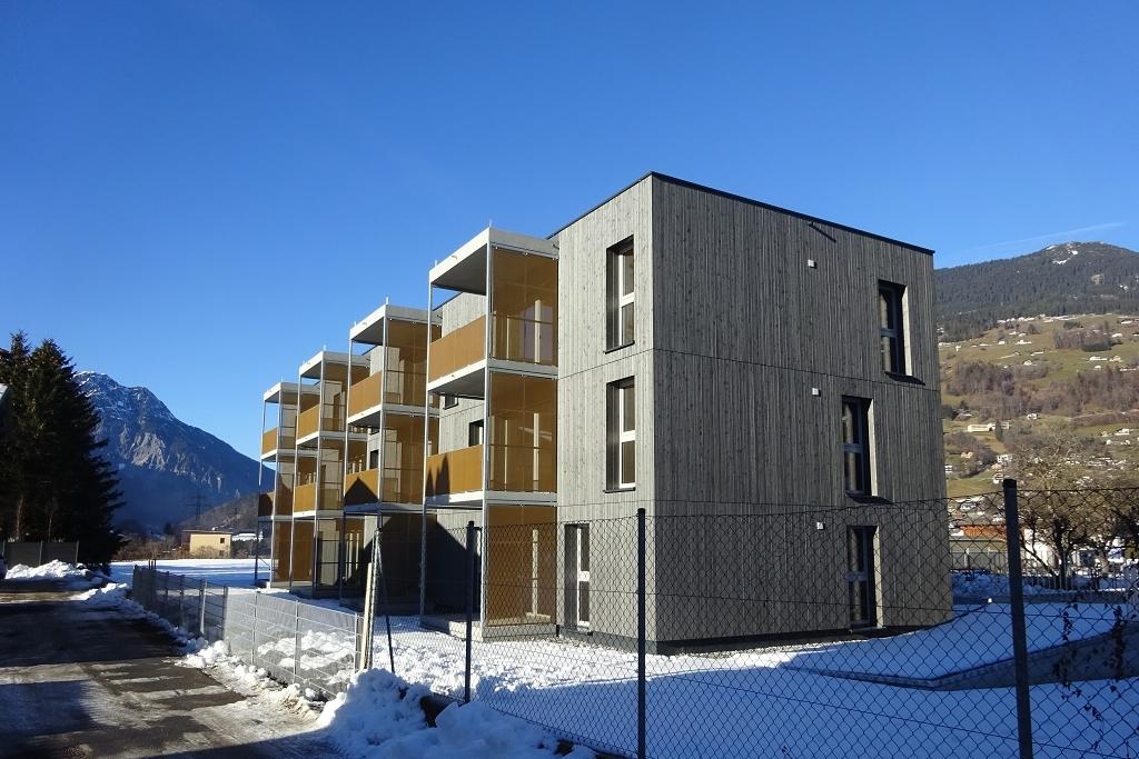 V197 Schruns, Bauherr: Alpenländische Heimstätte Gemeinnützige Wohnungsbau- und  Siedlungsgesellschaft m.b.H.