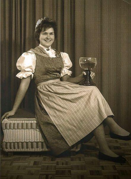 1959-1961 Erika Zauner