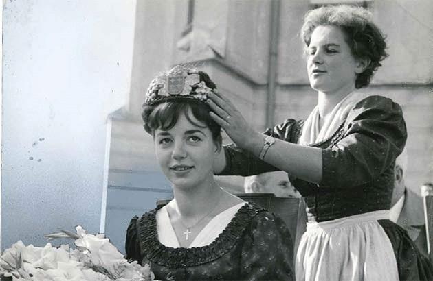1963-1965 – Erika Lethmayer