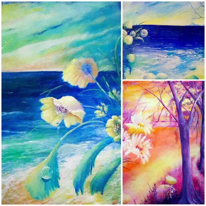 Blüten- und Naturzauber