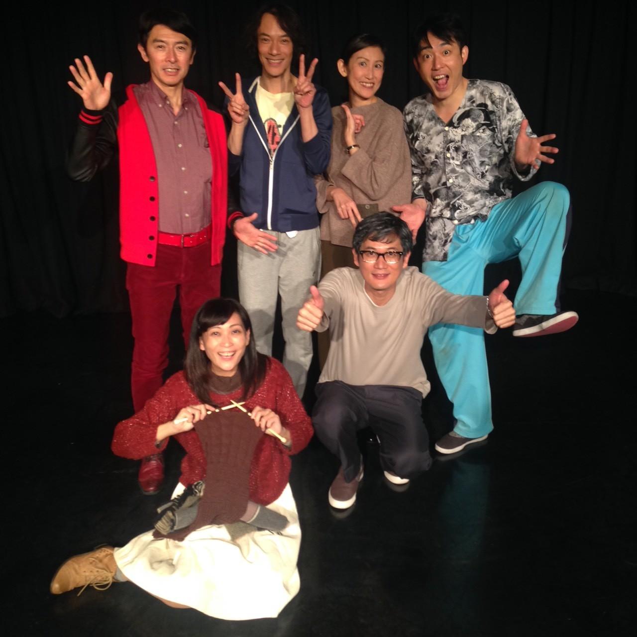 てなもんや一座×劇団ヨロタミ『われわれは真剣ダッ!』2 新宿・シアターブラッツ