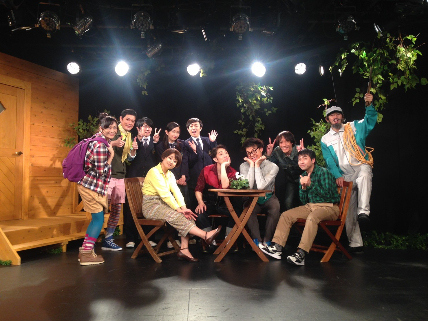 第23回公演『同想会』 中目黒・ウッディシアター中目黒