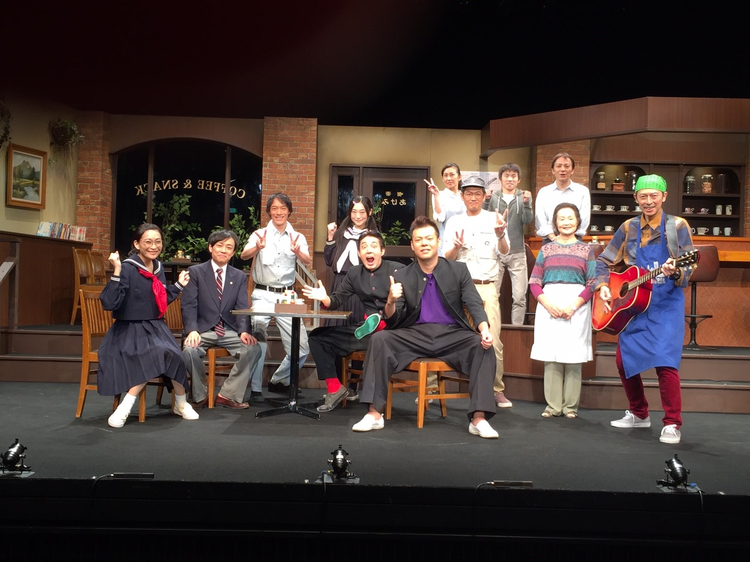 第24回公演『硝子の途(再演)』 東池袋・あうるすぽっと