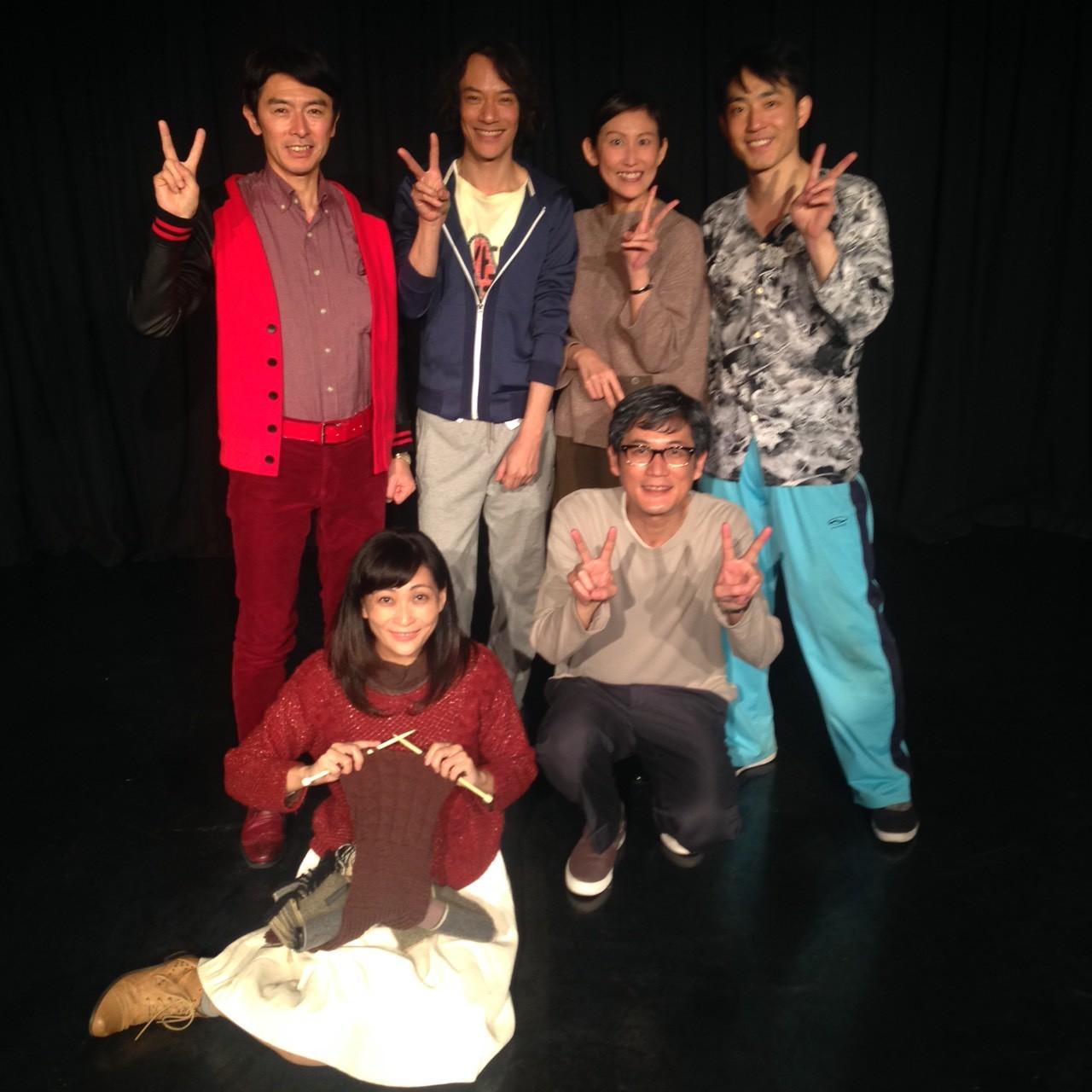 てなもんや一座×劇団ヨロタミ『われわれは真剣ダッ!』1 新宿・シアターブラッツ