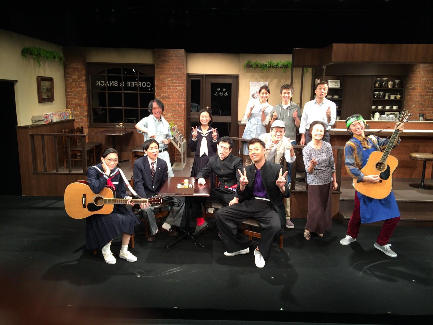第22回公演『硝子の途』 池袋・シアターグリーンBOX in BOX THEATER