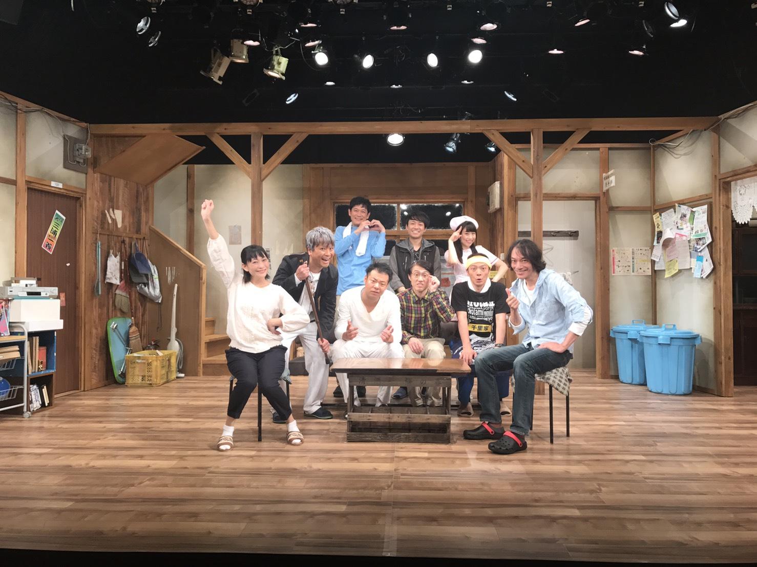 第26回公演『アンサンブル』 池袋・シアターグリーン BOX in BOX THEATER