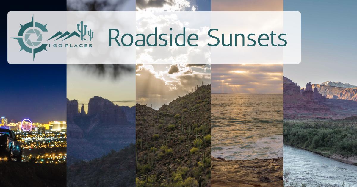 Roadside Sunsets
