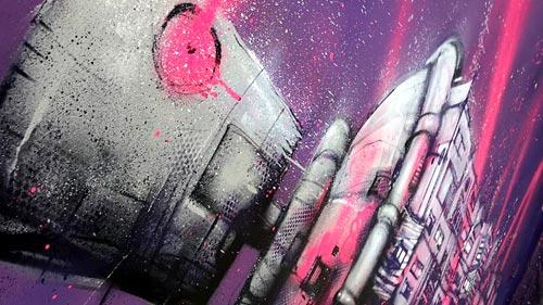 "<alt=""graffiti art streetart lyon rhone-alpes auvergne france groupama stadium par olympique lyonnais OL galerie d'art contemporain urbain europe artiste peintre graffeur graffmatt"">"