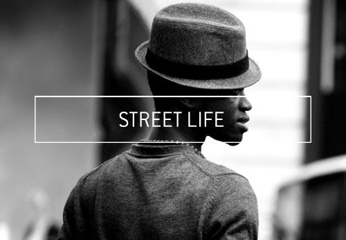 Photographie d'art contemporain ville rue street portrait urban scene