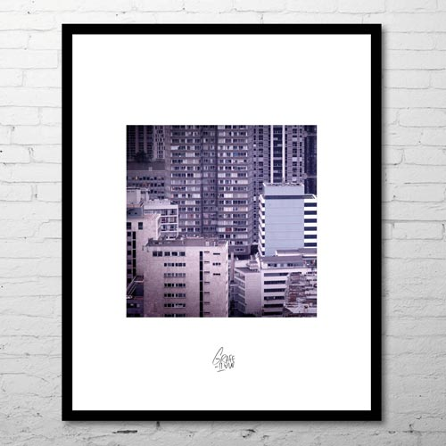 photo art contemporain architecture immeubles paris grenelle achat commande photo encadrée sous cadre